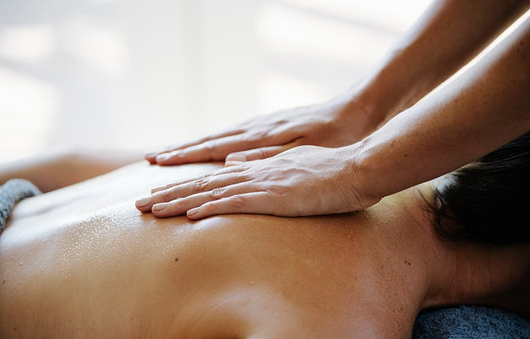 endota spa's Organic Relax Massage will leave you feeling relaxed and refreshed